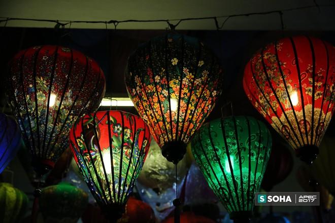 Vẻ đẹp của đèn lồng Hội An - quà tặng đặc biệt dành cho Bộ trưởng Tài chính APEC - Ảnh 7.