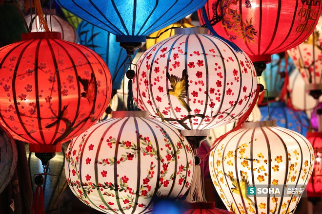 Vẻ đẹp của đèn lồng Hội An - quà tặng đặc biệt dành cho Bộ trưởng Tài chính APEC - Ảnh 5.