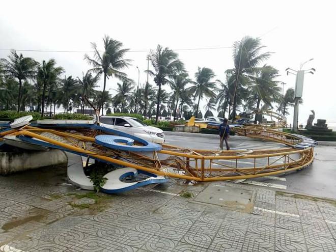 Chủ tịch Đà Nẵng kêu gọi khắc phục hậu quả mưa bão để đón tuần lễ Apec 2017 - Ảnh 2.