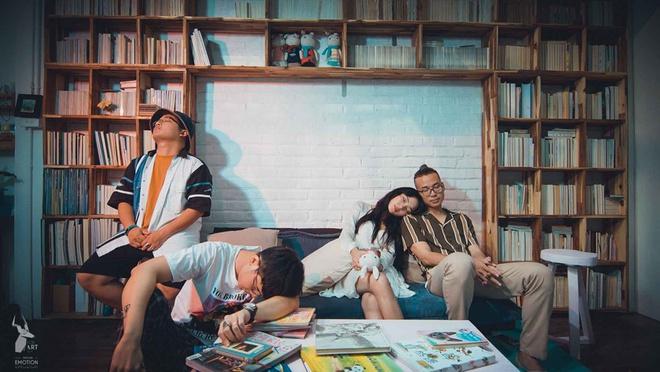 Châu Bùi đẹp không góc chết trong MV mới của nhóm Da LAB - Ảnh 2.
