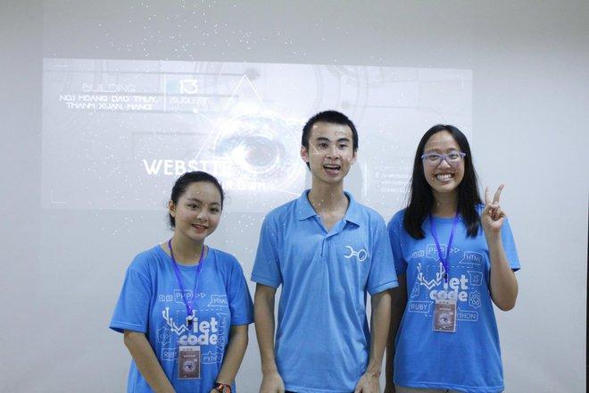 Dự án Vietcode: Khơi dậy và nuôi dưỡng đam mê với Khoa học Máy tính cho giới trẻ Hà thành - Ảnh 3.