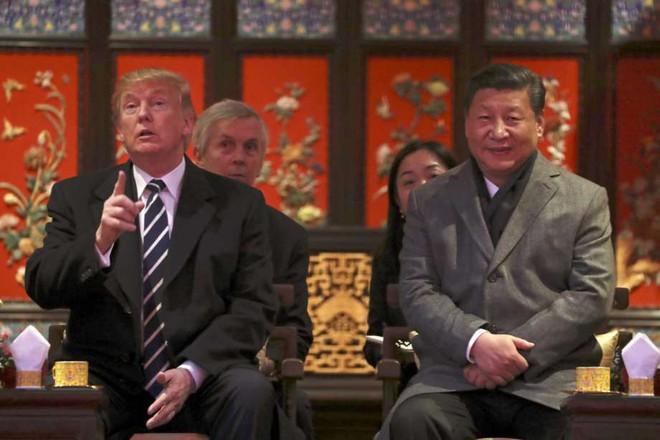 Một ngày bận rộn của Tổng thống Trump: Tham quan Tử Cấm Thành, thưởng thức Kinh kịch - Ảnh 11.