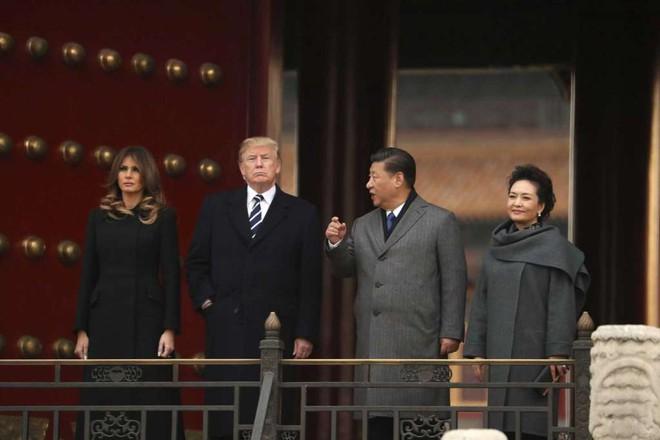 Một ngày bận rộn của Tổng thống Trump: Tham quan Tử Cấm Thành, thưởng thức Kinh kịch - Ảnh 7.