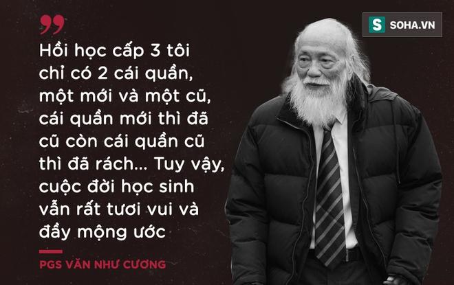PGS Văn Như Cương: Học trò xem tôi như người bố, người ông nên tôi thấy mình đáng sống lắm - Ảnh 1.