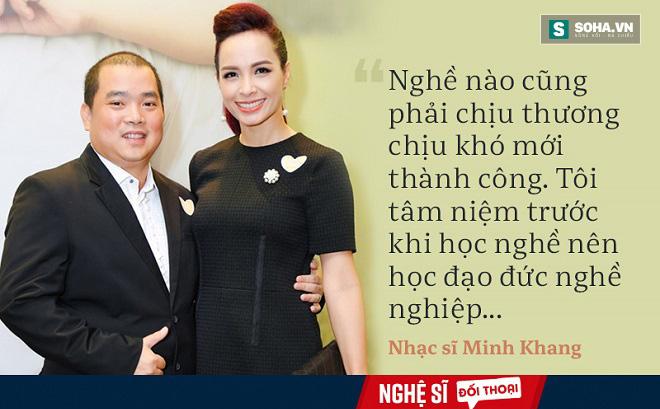 Nhạc sĩ Minh Khang: Tôi đánh đàn tiệc cưới ở Chợ Lớn, tiền bo xếp thành chồng cao nửa mét!