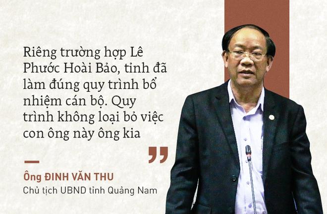 Những phát ngôn nói về việc bổ nhiệm ông Lê Phước Hoài Bảo là đúng quy trình - Ảnh 3.