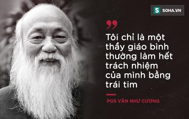 PGS Văn Như Cương: Học trò xem tôi như người bố, người ông nên tôi thấy mình đáng sống lắm - Ảnh 6.