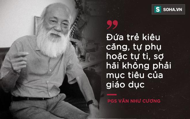 PGS Văn Như Cương: Học trò xem tôi như người bố, người ông nên tôi thấy mình đáng sống lắm - Ảnh 5.