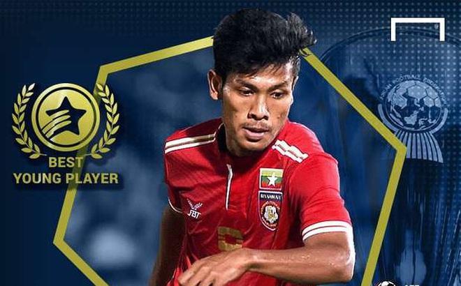 'Ronaldo Myanmar' sang Thái Lan chơi bóng