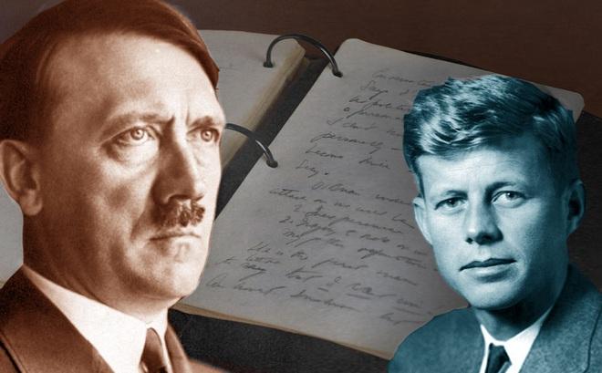"""Tổng thống Mỹ Kennedy là """"fan"""" của Hitler?"""
