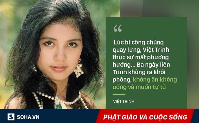 Việt Trinh: Khi nổi tiếng, tôi chèn ép, trả thù người khác và gặp phải quả báo!