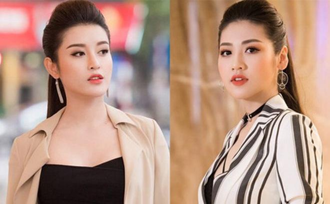 Á hậu Tú Anh, Huyền My mặc giản dị vẫn xinh đẹp, cuốn hút