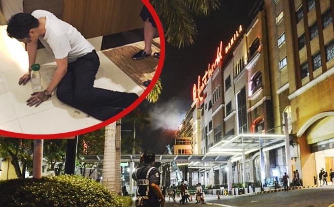 Cướp casino, nổ súng ở Philippines: Ít nhất 36 thi thể chết ngạt tại hiện trường