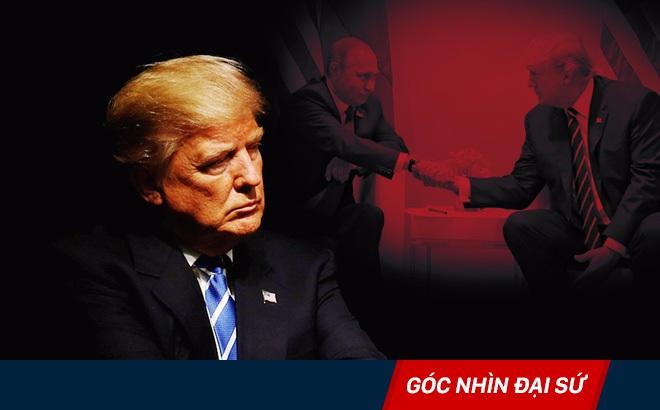 """Khi Mỹ """"tung đòn"""" kinh tế và Nga đáp trả bằng ngoại giao: Bế tắc vẫn có thể hóa giải"""