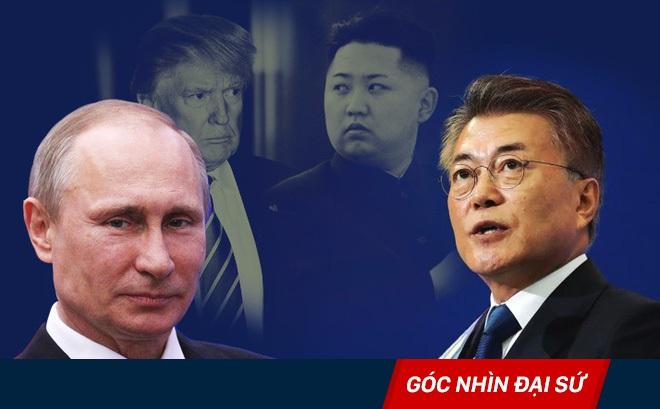 """Đồng minh """"ruột"""" của Mỹ bắt tay Nga: Bất đồng không cản lợi ích chung"""