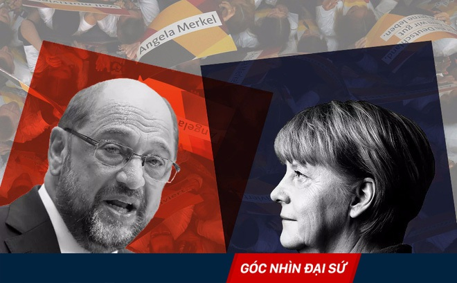 """""""Thất bại"""" của Thủ tướng Merkel và cuộc trừng phạt của cử tri"""