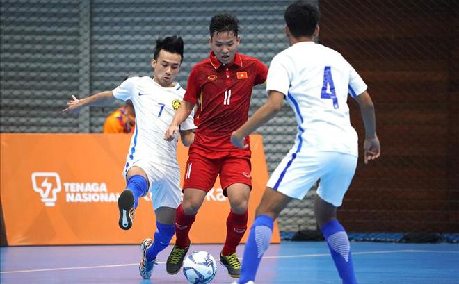 Box TV: Xem TRỰC TIẾP Futsal Việt Nam vs Myanmar (13h00)