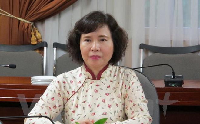 Hết nghỉ phép, nguyên Thứ trưởng Hồ Thị Kim Thoa có nguyện vọng xin nghỉ việc