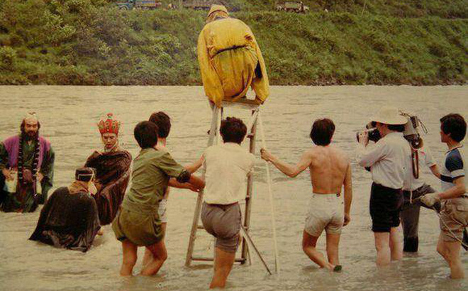Kỹ xảo thô sơ, Tây Du Ký bản 1986 có những hình ảnh để đời!