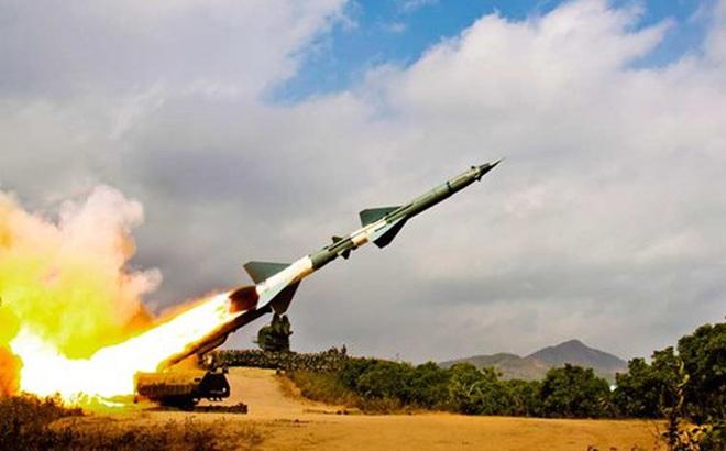 S-75 nâng cấp theo công nghệ S-300 của Việt Nam chuẩn bị bắn kiểm tra tính năng