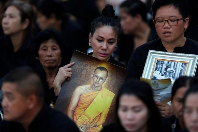 Toàn cảnh lễ hỏa táng cố Quốc vương Thái Lan Bhumibol - Ảnh 23.