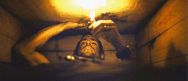 Tỉnh dậy trong quan tài dành cho người chết: Chỉ người thông minh mới có thể sống sót! - Ảnh 2.