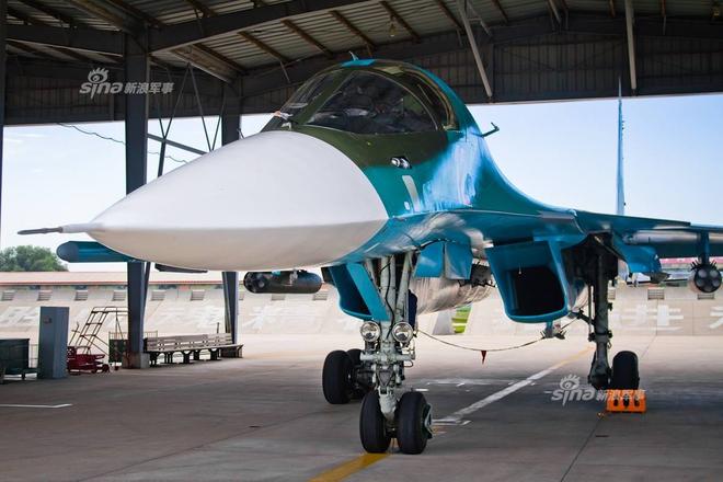 Tiếp cận cự ly gần, Trung Quốc có ý định đặt mua Su-34? - Ảnh 2.