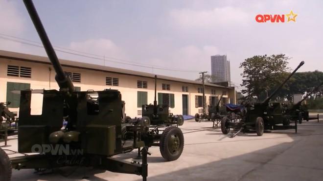 Pháo 57 mm Việt Nam tự động ngắm bắn không cần pháo thủ: Cải tiến thành công - Ảnh 1.