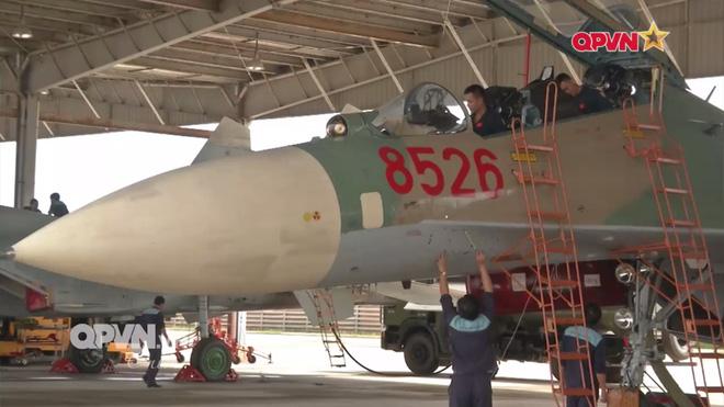 Ấn tượng quân sự Việt Nam tuần qua: Khi tiêm kích thực hiện chức năng cường kích - Ảnh 1.