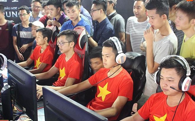 AoE gây sức hút bởi tính đồng đội và chiến thuật trong thi đấu