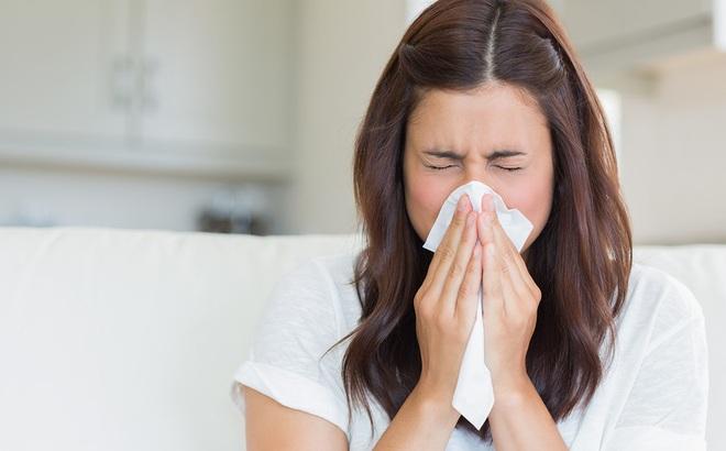 Cách điều trị sổ mũi, nghẹt mũi khi trời trở lạnh