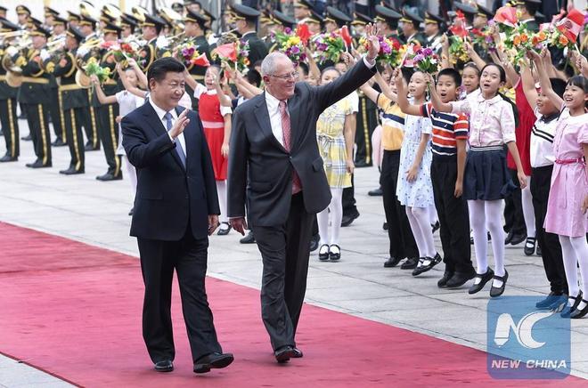 Tổng thống Kuczynski: Người hùng tài chính hâm nóng nền kinh tế Peru - Ảnh 3.