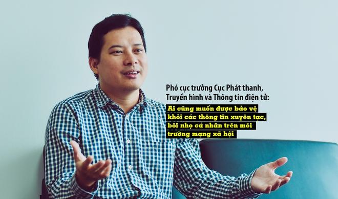 Bộ trưởng Trương Minh Tuấn: Có tài khoản YouTube đăng tải 500 clip bôi nhọ lãnh đạo - Ảnh 1.