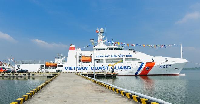 Cảnh sát biển Việt Nam sẽ được tăng cường 12 tàu tuần tra hiện đại - Ảnh 2.
