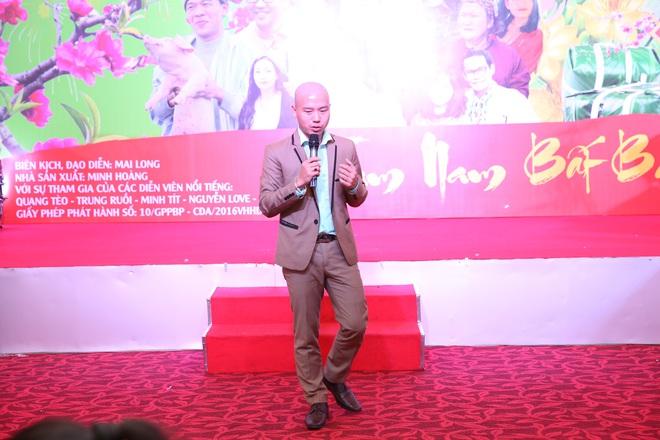 Trung Ruồi, Minh Tít tham gia phim hài Tết  - Ảnh 2.