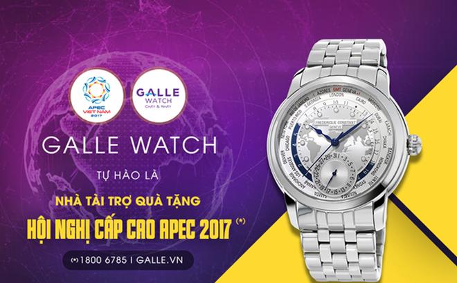 """Galle Watch: Nơi các kiệt tác đồng hồ thế giới """"chọn mặt gửi vàng"""""""