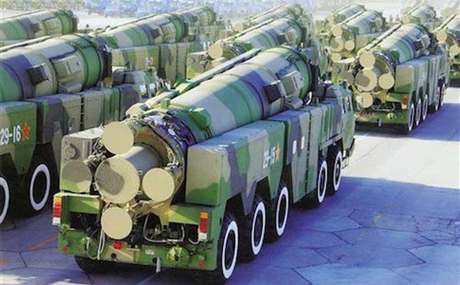 """Kỳ lạ chuyện truyền hình TQ """"vô tình"""" để lộ trận địa phóng tên lửa đạn đạo DF-31A?"""