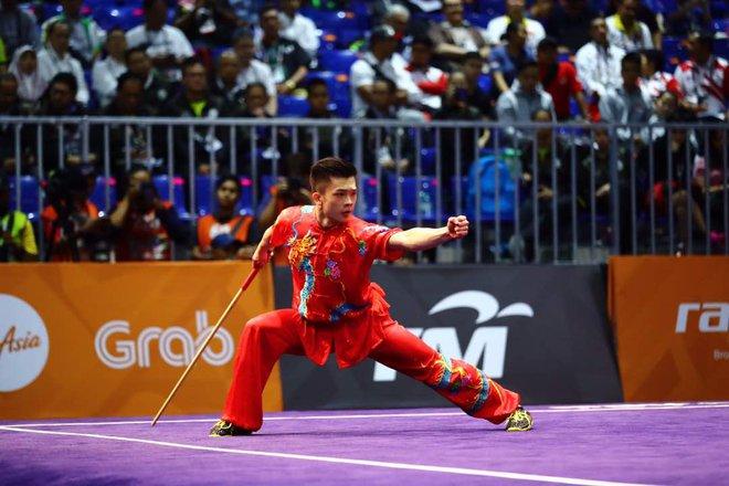 Tổng kết SEA Games 29 ngày 20/8: Wushu lập công đầu; TDDC giành HCV ấn tượng - Ảnh 13.