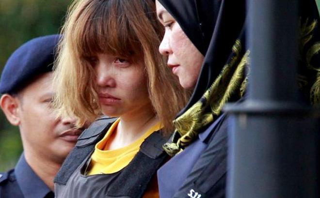Từ thông tin báo chí, Luật sư VN: Cáo buộc tội giết người với Đoàn Thị Hương chưa đủ cơ sở?