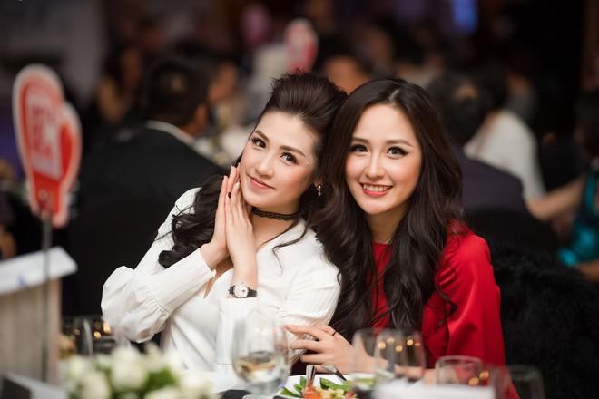 Nhan sắc nổi bật của Á hậu Tú Anh và Hoa hậu Mai Phương Thúy tại sự kiện - Ảnh 4.