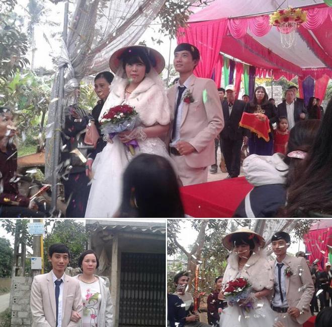 Sự thật về đám cưới chú rể kém cô dâu 2 giáp gây xôn xao - Ảnh 1.
