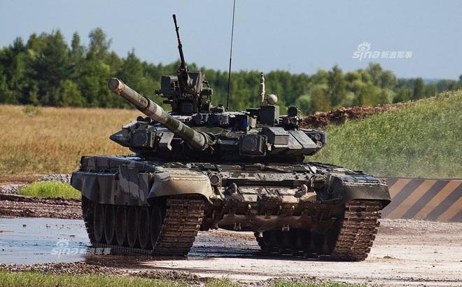 Báo Trung Quốc bình luận thương vụ mua sắm xe tăng T-90 của Việt Nam