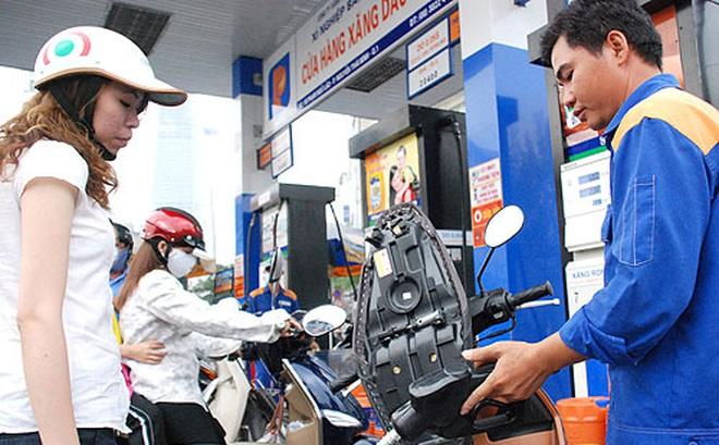 15h chiều nay, chính thức tăng giá xăng dầu
