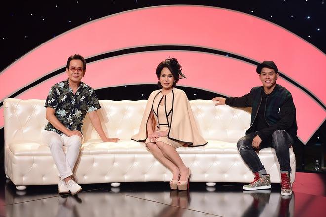 Việt Hương toát mồ hôi khi nghe Phi Thanh Vân hát dân ca trên sóng VTV - Ảnh 3.