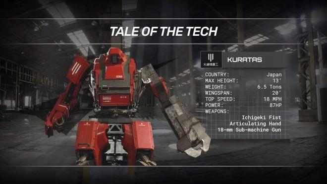Nóng: Đại chiến robot có thật không phải trên phim, Mỹ hạ knock-out Nhật - Ảnh 6.