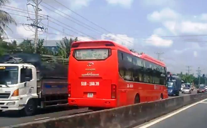 Lời biện hộ của tài xế điều khiển xe Phương Trang chạy ngược chiều trên quốc lộ