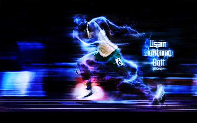 Đây là những gì Usain Bolt có thể làm được nếu tham gia cuộc thi tốc độ đặc biệt này - Ảnh 1.