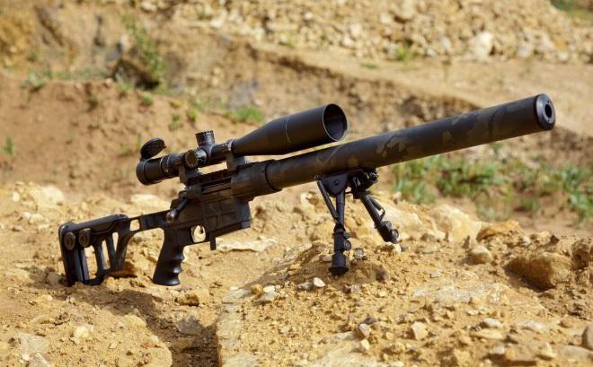 Dàn súng bắn tỉa được Lobaev Arms mang tới Army 2017 có gì đặc biệt?
