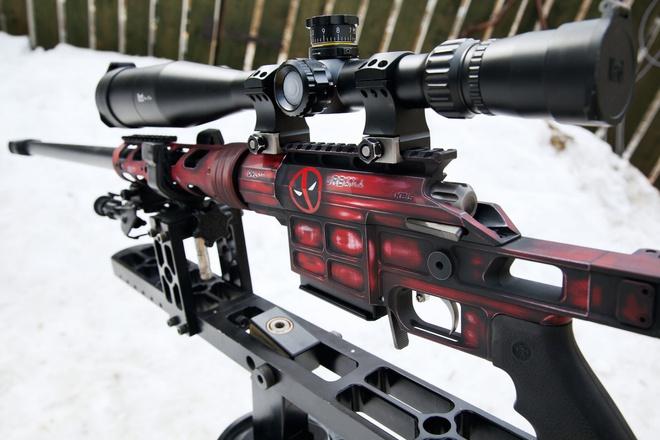 Dàn súng bắn tỉa được Lobaev Arms mang tới Army 2017 có gì đặc biệt? - Ảnh 1.