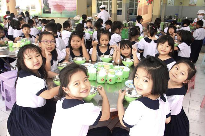 Nhật Bản đồng hành cùng bữa ăn học đường xây dựng bếp ăn bán trú - Ảnh 1.